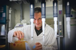 Ian Smith from UWA, is scientist of the year.