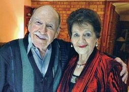 Married 60 years, Norrie and Anne McLean say their pride and joy is in their large family of children, grandchildren and great-grandchildren.