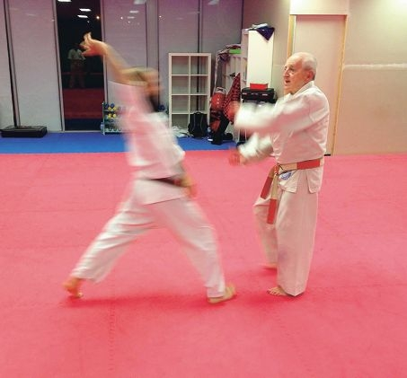 ancient art of aikido fitness
