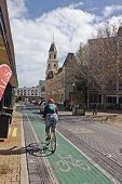 More than $300,000 has been given to develop Fremantle as a bike-friendly city. d424885