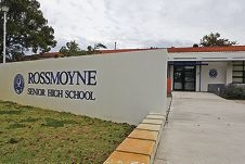 Rossmoyne SHS will gain $544,000 next year under the new school funding model.