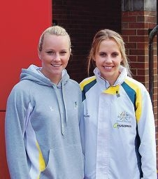 Commonweath Games athletes return home