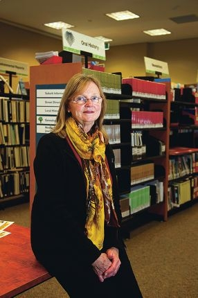Barbara Hellriegel has been with the council for two decades .