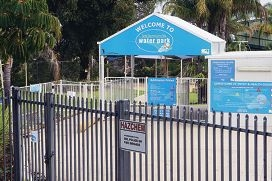 Kalamunda Water Park attendance is down.