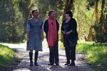 Kedy Kristal, Mandy Stringer and Rhonda Adamsam have been in the community for many years and, as part of the 40th anniversary special edition, we are honouring their contribution.d423210