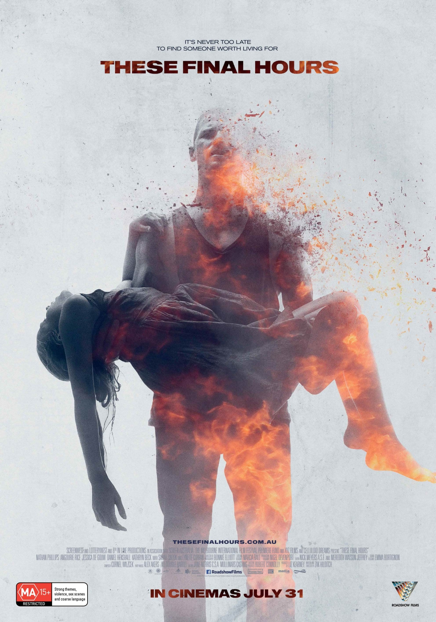 Win tickets to These Final Hours
