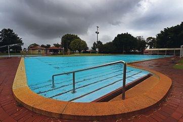 still no decision on future of rockingham pool