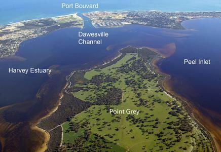 Fears held for estuary