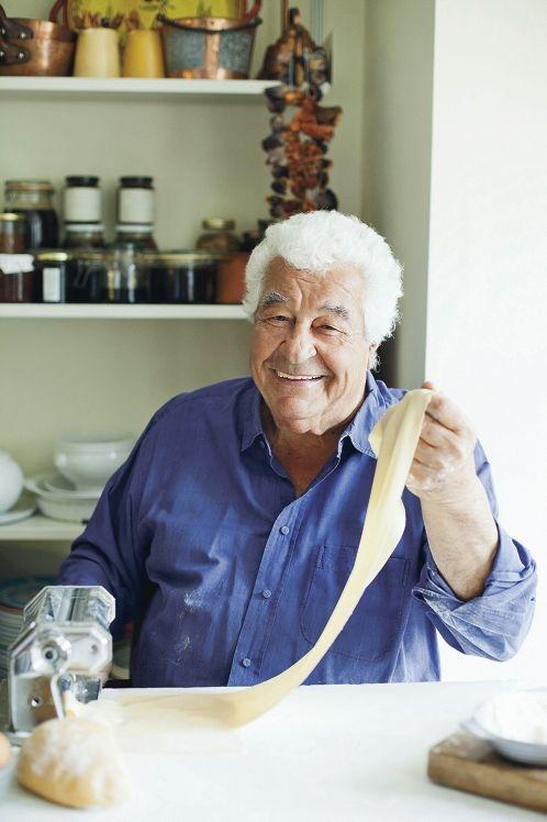 'GREEDY ITALIAN' AT FOOD SHOW