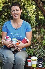 Plastic Free July ambassador Anita Howard