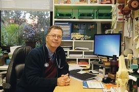 Dr Graham Farquar. Picture: Martin Kennealey d421977