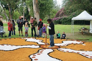 Learn more about Aboriginal and Torres Strait Islander culture at Yanchep National Park.