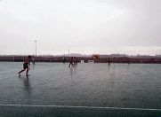 Game called off in bad weather