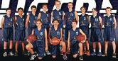 The Willetton Tigers under-14 Boys touring team.