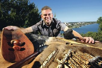 Indigenous Tours WA facilitator Greg Nannup will lead a free walking tour.
