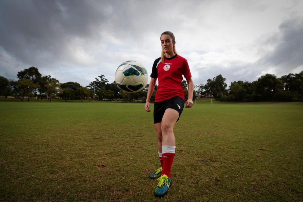 Northern Redbacks' Carla Bennett has her eyes on more Glory