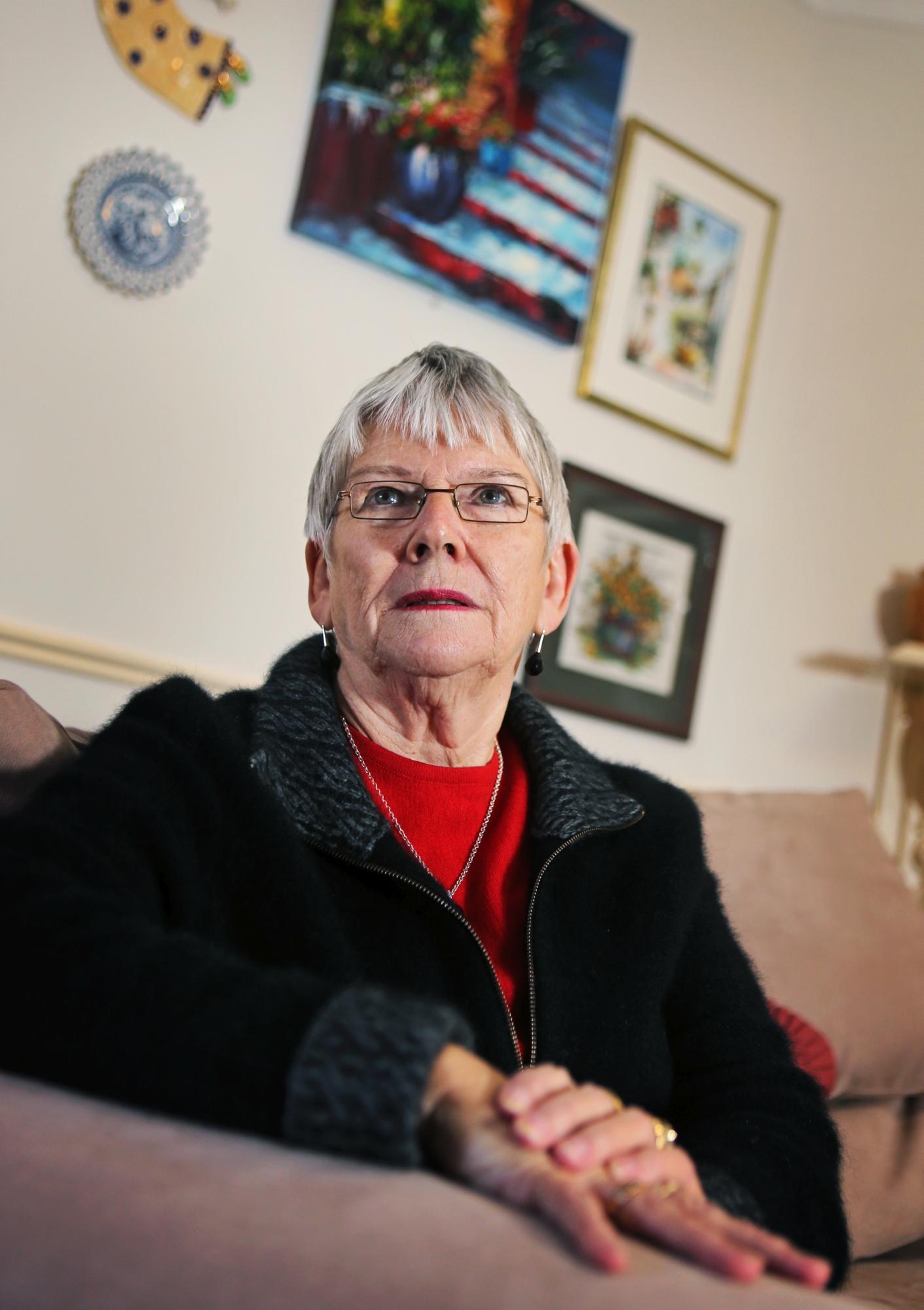 Former Labor politician Cheryl Davenport.