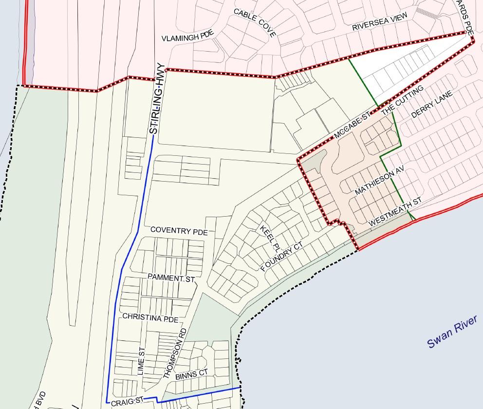 Fremantle Mayor Brad Pettitt proposes part of North Fremantle to join Mosman Park to resolve ratepayer grumbles