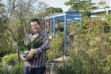 Chris Ferreira says gardeners can cut their water use by half by following just four simple tips.