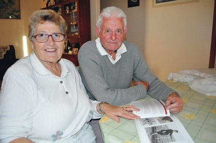 Angela and Vincenzo Palumbo, of Spearwood, are likely to grace TV screens this year.
