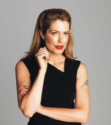 Tara Moss is no stranger to Perth.