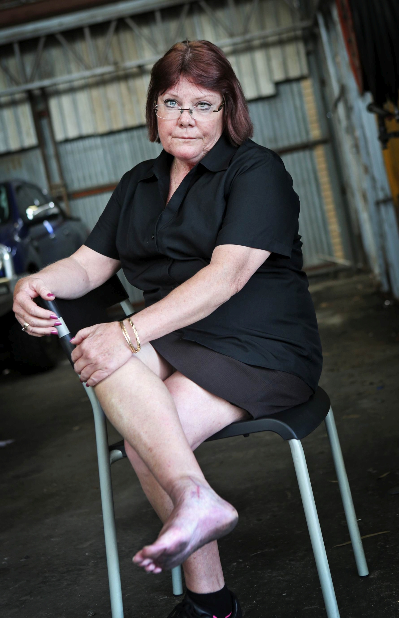 Pamela Jones is suing the PTA. Picture: David Baylis.