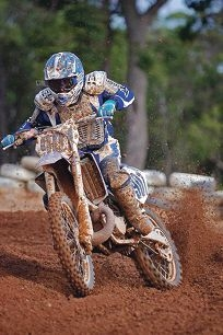 The 2014 MX Nationals round at Neerabup will mark rider Paul Foster's return to competition.