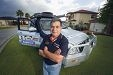 Joe Barbaro is taking part in the 2014 Variety 4WD Challenge. d420072