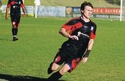 ECU's Tommy Amphlett. Picture: Peter Simcox