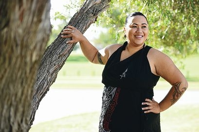 Singer Paula Parore is in high demand for local, state and national performances.