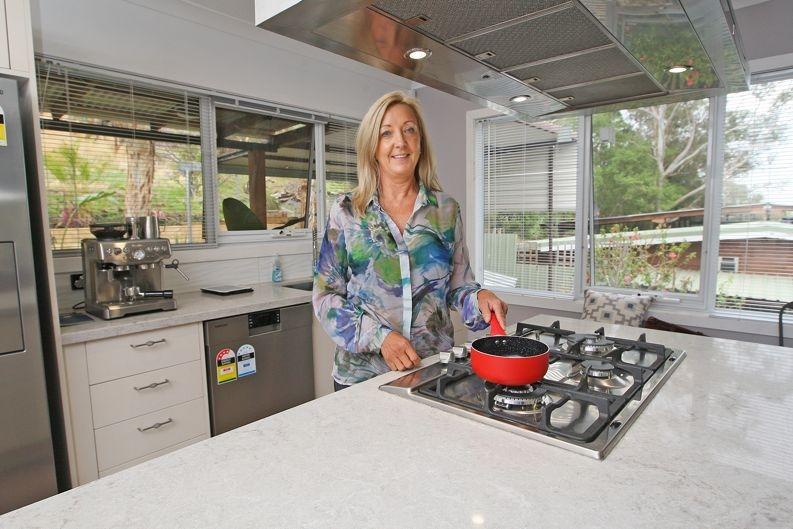 Carole Bramston in her Boya home.