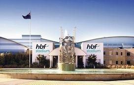 Challenge Stadium has been renamed HBF Stadium.
