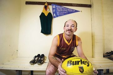 John Cotterell reflects on his 200 games with the Warwick-Greenwood Bulls.