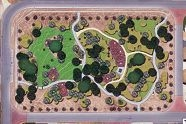 The final concept plan for the park |development.