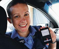 Constable Katie Roberts