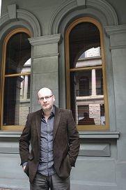 Lecturer Martin Drum. Picture: Martin Kennealey www.communitypix.com.au d418665