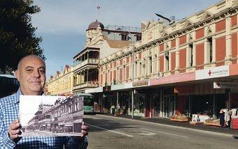Fremantle As It Was As We Were founder Peter Vinci.