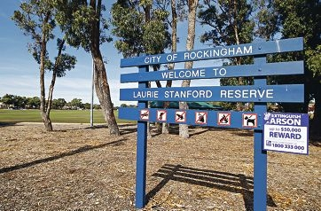 Key project development: Laurie Stanford Reserve and right Rocking Aquatic Centre.|www.communitypix.com.au d418888
