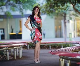 Krista McMeeken is a national finalist in the Miss Humanity Australia 2014 pageant. d418735