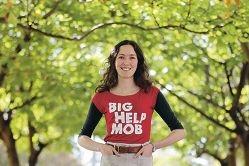 Jasmine Morris has been recognised for her volunteering efforts.