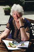 Author Barbara Yates Rothwell.
