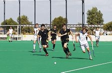Action from the 2014 under-15 boys' national championships. Picture: Elle Borgward www.communitypix.com.au d418620