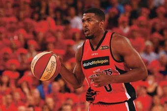 US import Jermaine Beal had an unstoppable first half against Adelaide.