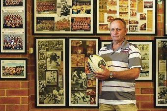 Dale Lofts believes rugby league goes out of its way to ensure player safety. Picture: Marcus Whissond418006ê