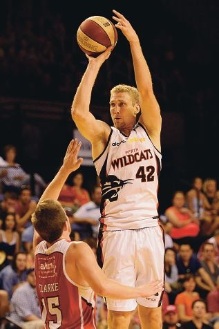 Shawn Redhage will be lending his considerable talents to the SBL All Star match.