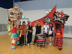 Dance and martial arts at Woodvale