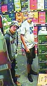 Police want to speak with these men.