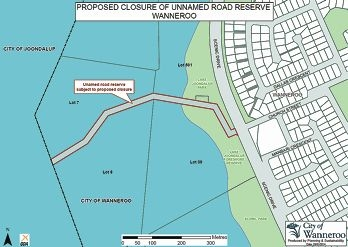 reserve leads to lake joondalup
