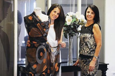 Mother and daughter Tokay owners and designers Jessica McLagan and Jennifer