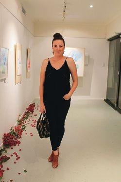 Bonnie Friday blogger Bonnie Doran.